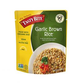 Garlic Brown Rice Bag 250g