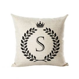 Cushion Cover Cotton Throw Pillow